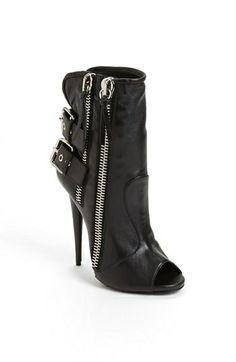 Giuseppe Zanotti - Zipper Short Boot