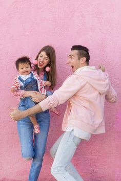 Family Style: Arlo's First Valentine's Day | studiodiy.com Young Fashion, Diy Fashion, Family Reunion Photos, Shoes With Jeans, Valentine's Day Diy, Kid Styles, Disney Style, Mommy And Me, Colorful Fashion