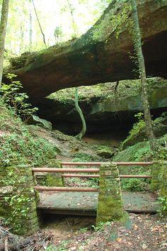 little natural bridge alabama-bankhead nat forest