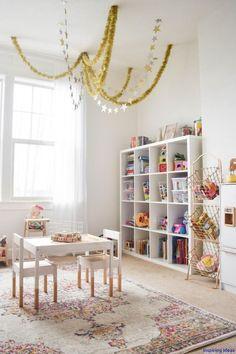 20+ Best Playroom Decoration Ideas