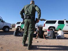 Border Patrol Agent Assaulted in Arizona
