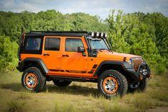 Side Decals, Pair, Rugged Ridge; 07-16 Jeep Wrangler JK