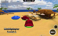 3D multiplayer iOS, android game