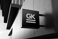 Signage Mock-up / Sign Mock-up by Gk-creative on @creativemarket
