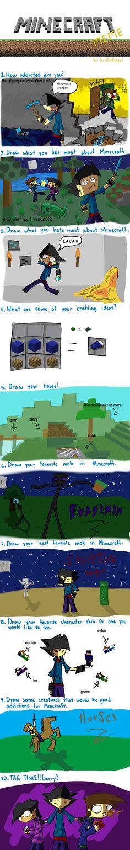 Minecraft meme I found on google