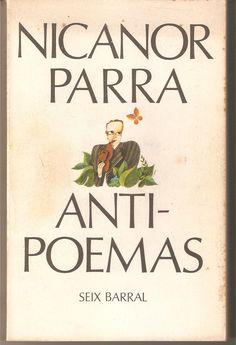 ... y aquel sol de la infancia: Nicanor Parra, Premio Cervantes.