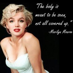 Motivational Quotes - Marilyn Monroe