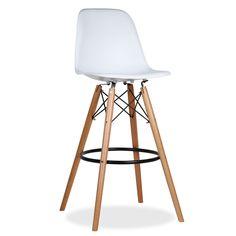 Taburete WOODEN para Barra -110cm- (Taburetes) - DSW Sillas de diseño, mesas de diseño, muebles de diseño, Modern Classics, Contemporary Designs...