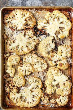 Garlic Parmesan Caul