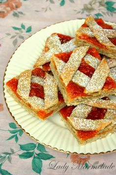 Lady Marmelade: Pravý Viedenský linecký koláč