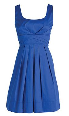 dELiAs Sleeveless Pleated Dress clothes dresses solid Bridesmaids dress that I love Rolufs McKenzie Mills wedding-ideas Cute Blue Dresses, Snow White Dresses, Day Dresses, Dress Outfits, Fashion Outfits, Dress Clothes, Pretty Dresses, Fashion Ideas, Peacock Bridesmaid Dresses