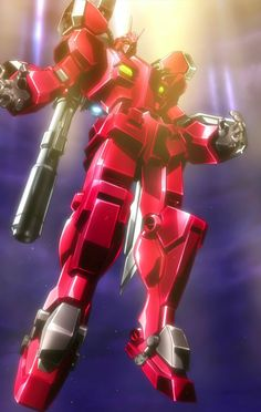 The return of Meijin Kawaguchi and the debut of his Amazing Red Warrior. Gundam Build Fighters Try, Gundam Wallpapers, Frame Arms Girl, Man Of War, Gundam Seed, Gundam Art, Amazing Red, Custom Gundam, Mecha Anime