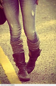Jeans + layers <3