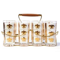 1960s Beverage Set In Box, $114, now featured on Fab.