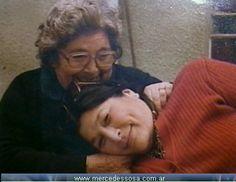 Fotos familiares. Mercedes Sosa.