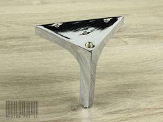 CHROM MODERN 165mm Möbelfuß Möbelfüße Sockelfuß Schrankfuß Sofafuß Fuß / N048 / in Möbel & Wohnen, Möbel, Zubehör   eBay