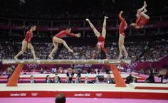 2012 London Olympics  aly raismen