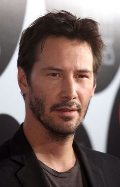 This is a lovely shot. Love the faraway look in his eyes... (chicfoo) keanu