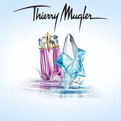 NEW FRAGRANCES REVIEW Thierry Mugler Angel and Alien Aqua Chic For ...