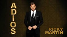 Ricky Martin - Adiós - A Quien Quiera Escuchar (Deluxe Edition) by Ricky Martin https://itun.es/us/VBQ04 #RickyAQQE