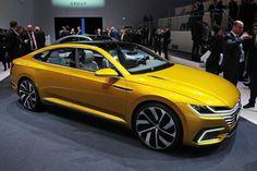 Volkswagen Passat Cc 2016 Side