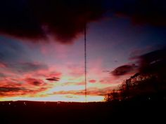 Cielo patagonico