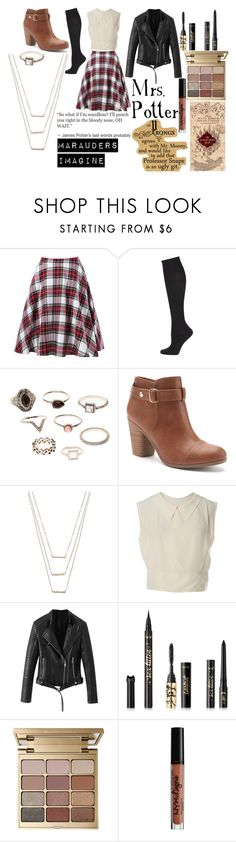 """""""Marauders Imagine"""" by nerdyform on Polyvore featuring Free People, Charlotte Russe, LC Lauren Conrad, ERTH, Chanel, tarte, Stila and NYX"""