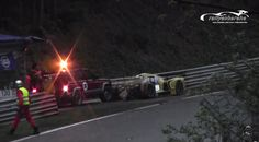 GLICKENHAUS CRASH AT THE NURBURGRING | QNR | Québec News & Rides