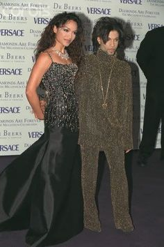 Prince and Mayte Garcia - 320 x 480