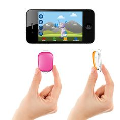 iBitz Pedometer and Fitness App For Kids — The Fitness Gadgets of 2013