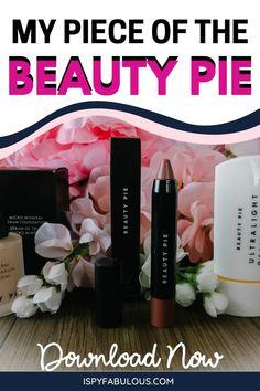 Beauty Pie, Beauty Hacks, Sweat Proof Makeup, Cleopatra Beauty Secrets, Beauty Box Subscriptions, Pie Box, Summer Beauty, Anti Aging Skin Care, Sunscreen