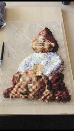 Take your trip with Glamulet charmstrip trap Hama Beads Design, Hama Beads Patterns, Beading Patterns, Perler Bead Art, Perler Beads, David The Gnome, International Craft, Christmas Gifts, Christmas Ornaments