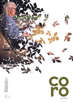 Coro is an Italian design company.  The project is a print campaign. The concept was created to show the functionality and resistance of the  products in every season