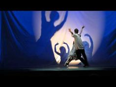 """Footage from Twyla Tharp's """"The Princess & the Goblin"""""""