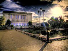 Mesa Temple (LDS) Center Garden - http://www.everythingmormon.com/mesa-temple-lds-center-garden/  #mormonproducts #LDS #mormonlife