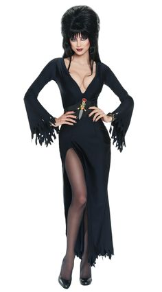 Official Elvira Costume (Grand Heritage)