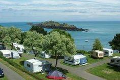 Camping Municipal de la Pointe du Grouin - Cancale, Ille et Vilaine - Bretagne