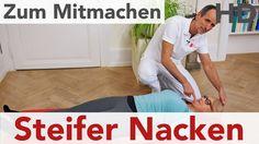 Steifer Nacken // Nackenschmerzen, Nackenverspannungen, HWS. Ursache, Fa...