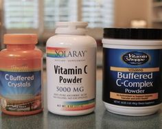 The High Dose Oral Vitamin C Protocol for Cancer (and Nearly Every Other Ailment)-Vitamin C Powders