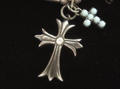 Cross Pendant made from Mold Technique