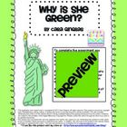 This is a simple experiment to do with your kiddos to discover why the Statue Of Liberty is green. It focuses on the physical properties and their ...