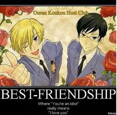 Ouran high school host club XD