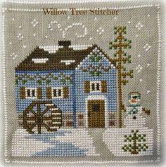 Cross stitch - Willow Tree Stitcher