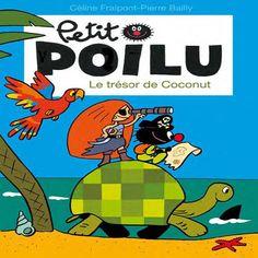 Livre: Trésor de Coconut - Petit Poilu