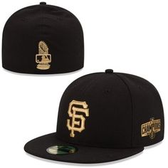 San Francisco Giants New Era Commemorative On-Field Opening Day Fitted Hat - Black