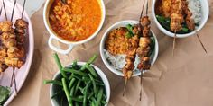 This Chicken Tikka Masala is filled with nourishing spices and served with some steamed greens, making it a healthy recipe that your whole family will love.