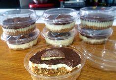 Receita de Torta Holandesa no Pote, para comer em casa ou fazer para vender. INSCREVA-SE NO CANAL   CURTA O VIDEO, e se possível, compartilhe, isso ajuda dem...