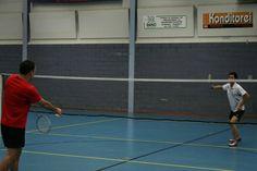 Badmintonner