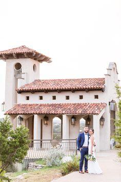 An intimate summer wedding at Chapel Dulcinea in Austin, TX by Dawn Elizabeth Studios, San Antonio Wedding Photographer