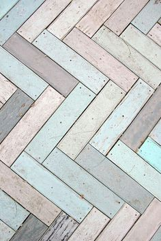 Corner Drawer pastel herringbone floor Gray White Home Office Design modern retail office design interiors Techshed / Garcia Tamjidi Archite. Pretty Pastel, Pastel Blue, Pastel Colors, Pastel Palette, Soft Pastels, Muted Colors, Pale Pink, Eames Design, Parquet Chevrons